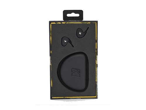 KICKER EB400 Waterproof Sports Earbuds