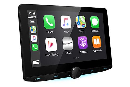 "KENWOOD DMX9720XDBS Digital Media Receiver with 10.1"" Floating HD Display"
