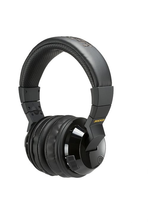 KICKER Tabor Bluetooth® Wireless Headphones HP402BTB