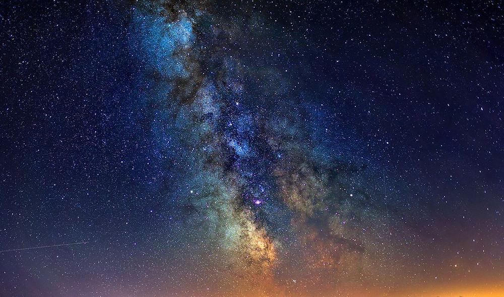 milky way; galaxy