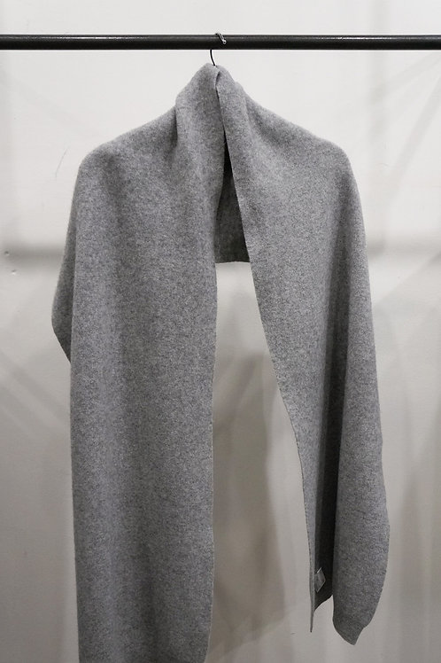 Thick Woven Cashmere Scarf