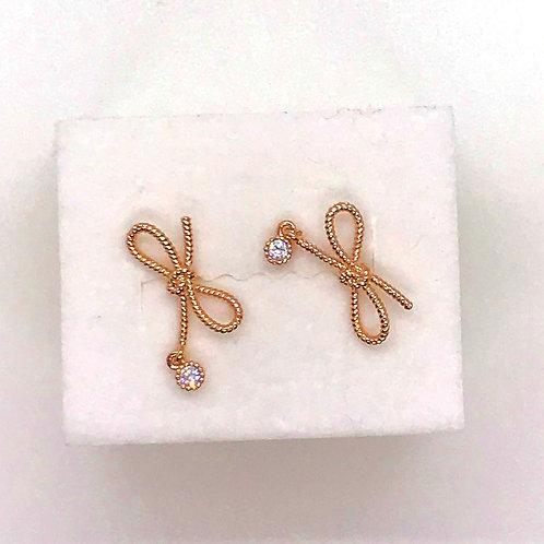 Cute Ribbon Earrings