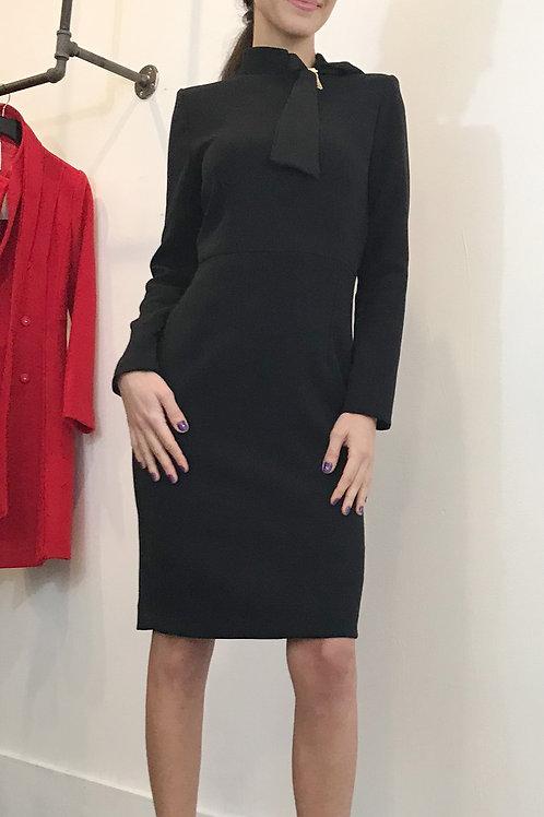 Scarf Sheath Dress