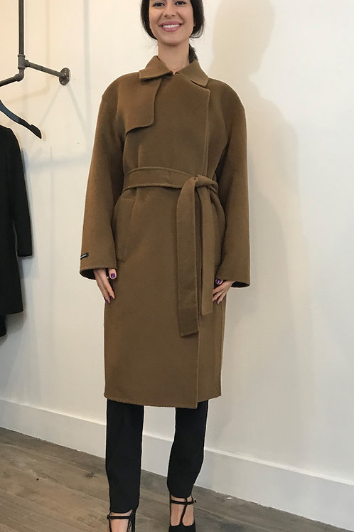 Cozy Merino Wool Coat