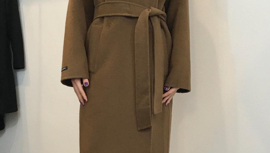Cozy Merino Wool Coat