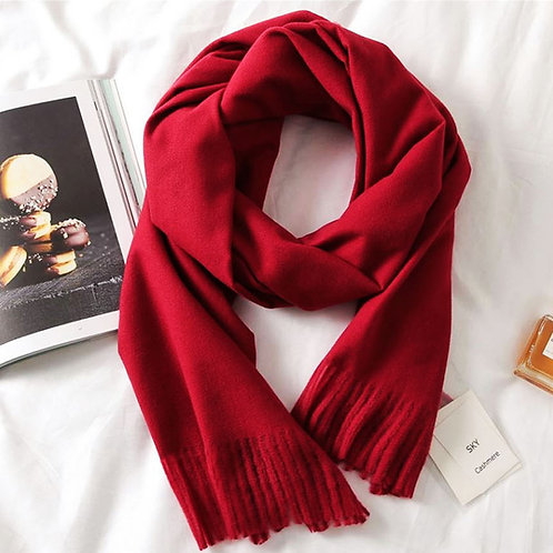 Soft Touched Cashmere Scarf
