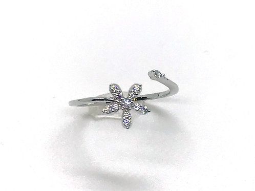 Single Flower Ring