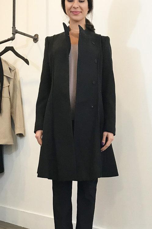 Fitted Feminine Coat