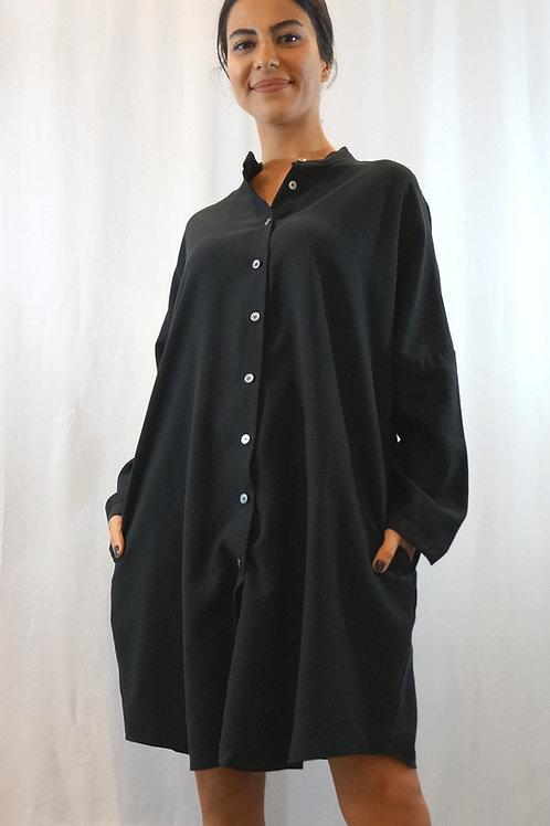 Simple Shirt Dress