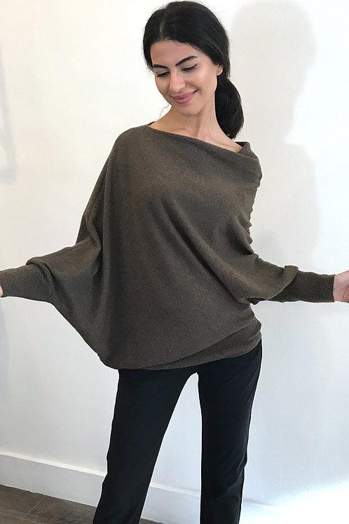 Stylish Asymmetric Pullover
