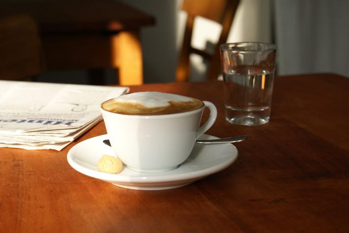 Café-Impressionen