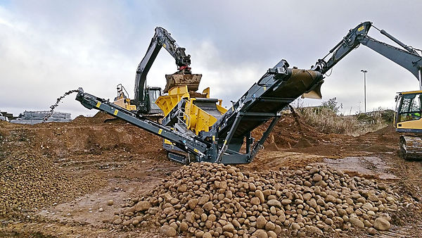 Criba Rubble Master HS3500