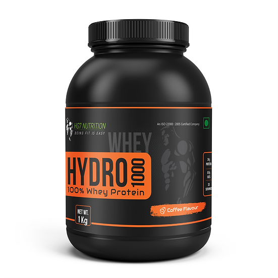 Hydro 1000 Coffee Flavour