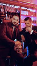 2 SCAM members walk into a bar...