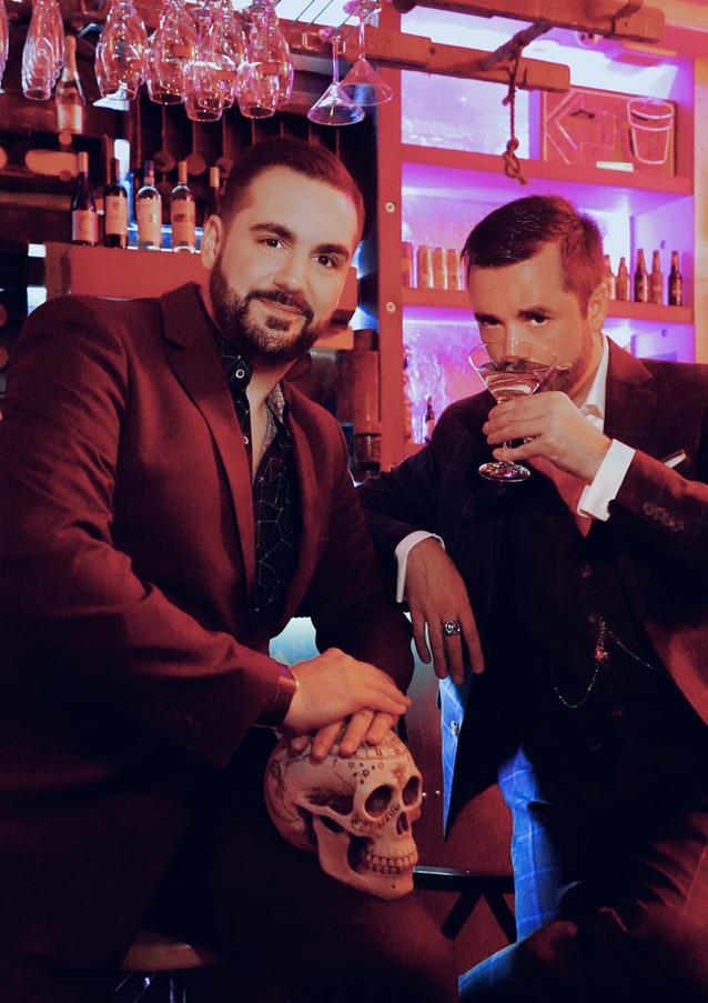 Three SCAM members walk into a bar...