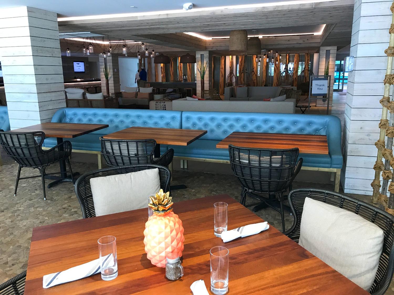 Restaurants banquettes