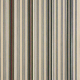Alpine Burgundy Pencil Stripe 4922-0000