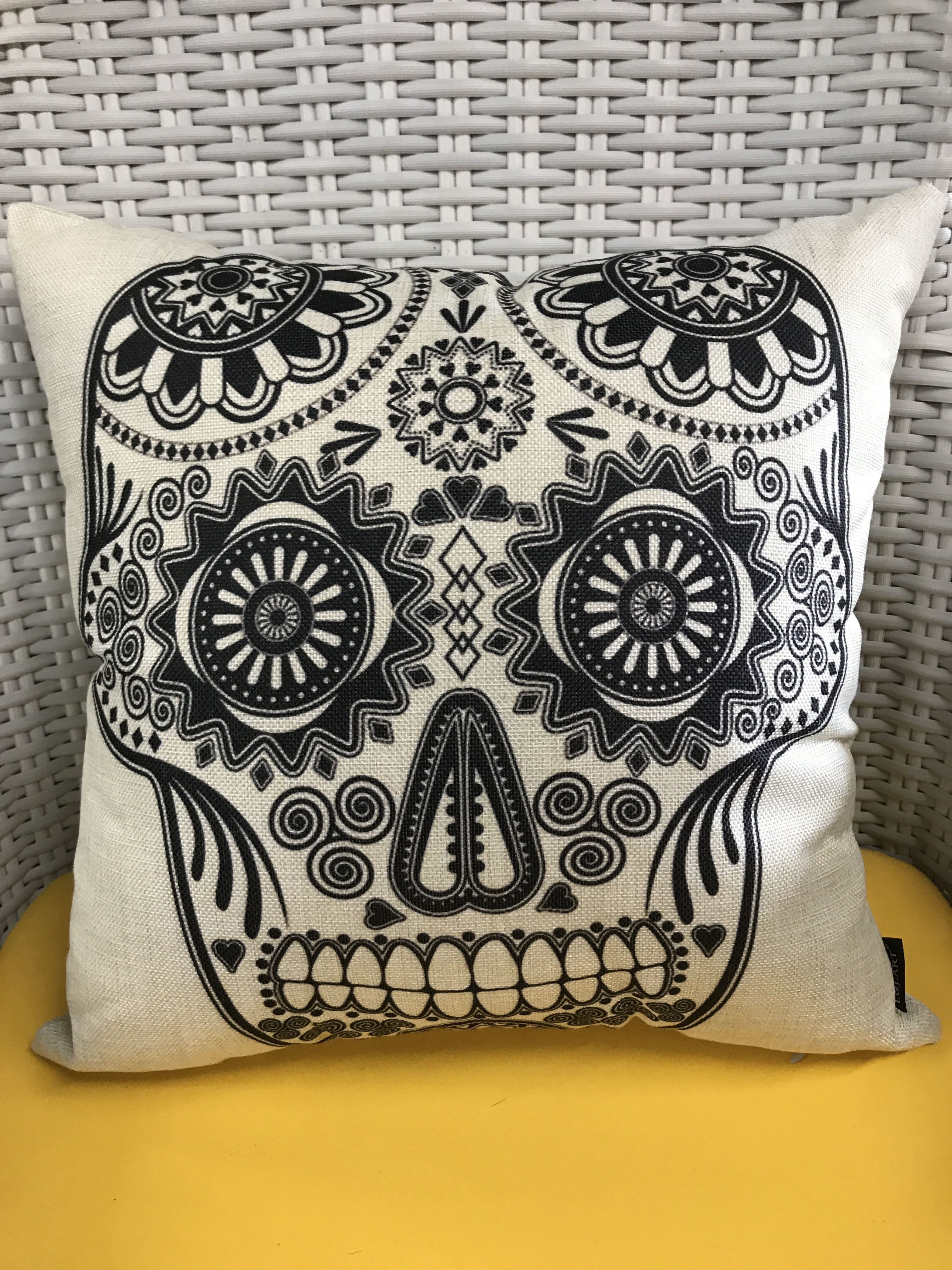 Mexican Fabric Pillows
