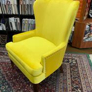 Yellow Winchair
