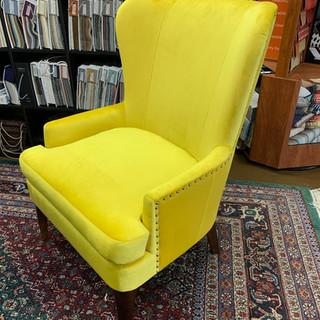 Yellow Win Chair