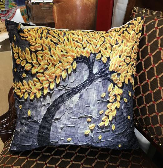 16x16 Decorative 3D Pillows