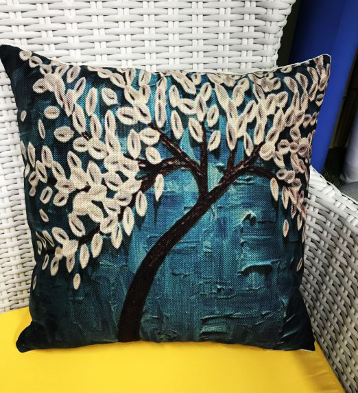 16x16 Decorative 3D Pillows
