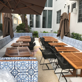Restaurant by Miami Upholstery