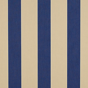 Mediterranean Canvas Block Stripe 4921-0