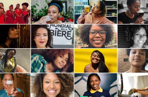 Mulheres negras do mercado cervejeiro que você precisa conhecer e seguir