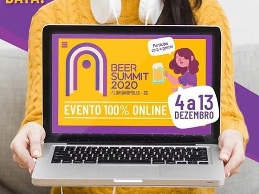 Beer Summit 2020 anuncia novas datas e novo formato