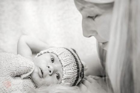 Neugeborenes, Familie