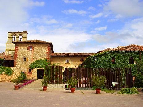 Beautiful hotel former monastery