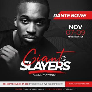 Dante Bowe