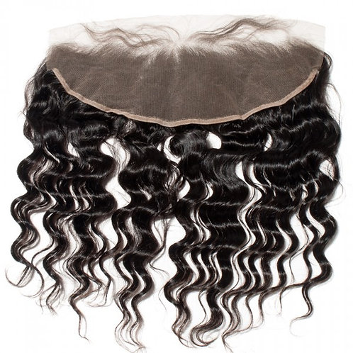 Raw Indian 13x6 Frontals