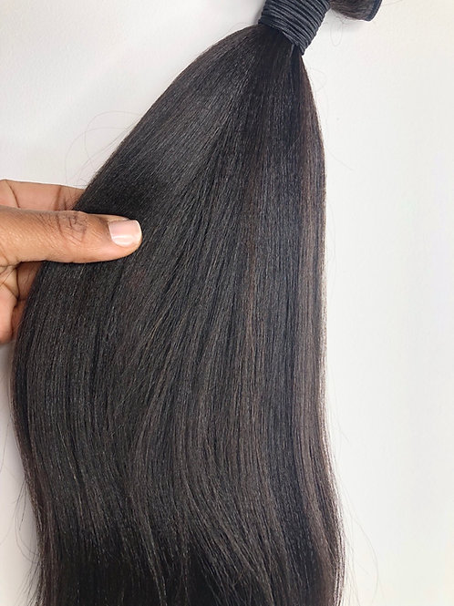 Luxury Relaxed Straight