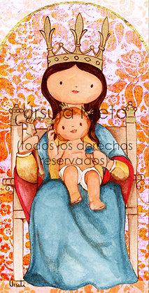 Virgen de la Victoria (Parroquia de Santa Ana-Sevilla)