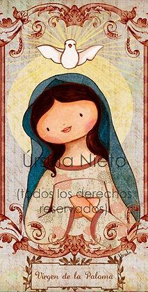 Virgen de la Paloma (Virgen de la Encarnación)