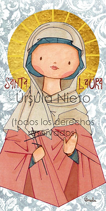 Santa Laura de Córdoba