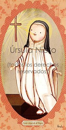 Santa Lutgarda
