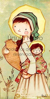 Virgen del cántaro