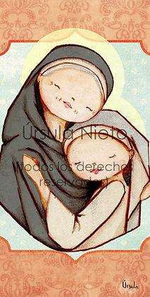 Santa Noemí y Santa Ruth