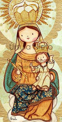 Virgen de Loreto (Espartinas-Sevilla)