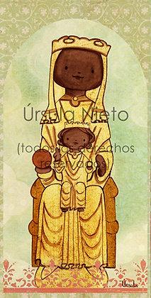 Virgen de Montserrat (Cataluña)