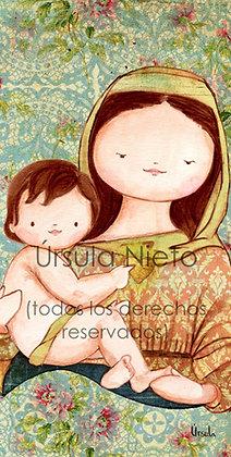 Virgen del Inmaculado Corazón de María