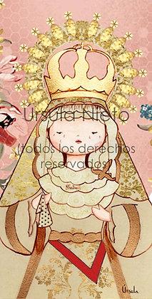 Virgen de la Salud (San Gonzalo-Sevilla)