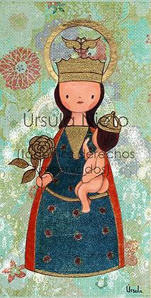 Virgen de Covadonga (Asturias)