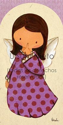 Angelito lila 01