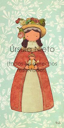 Virgen del Rocío (Pastora)