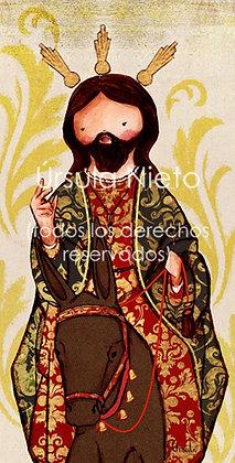 Cristo de la Borriquita (Amor-Sevilla)