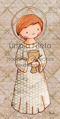 Jesús con Cáliz